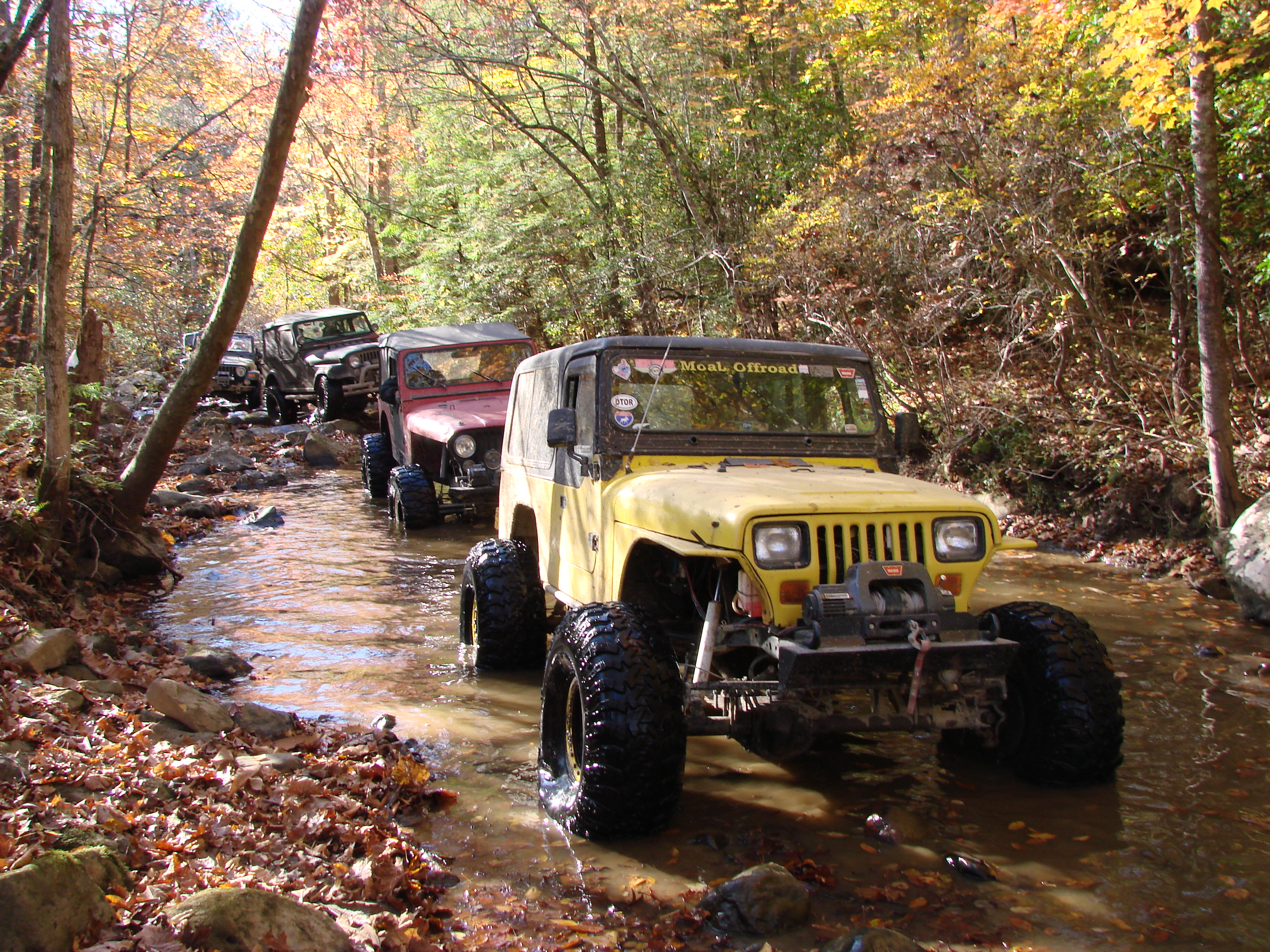 gateway to the cumberlands jeep jamboree