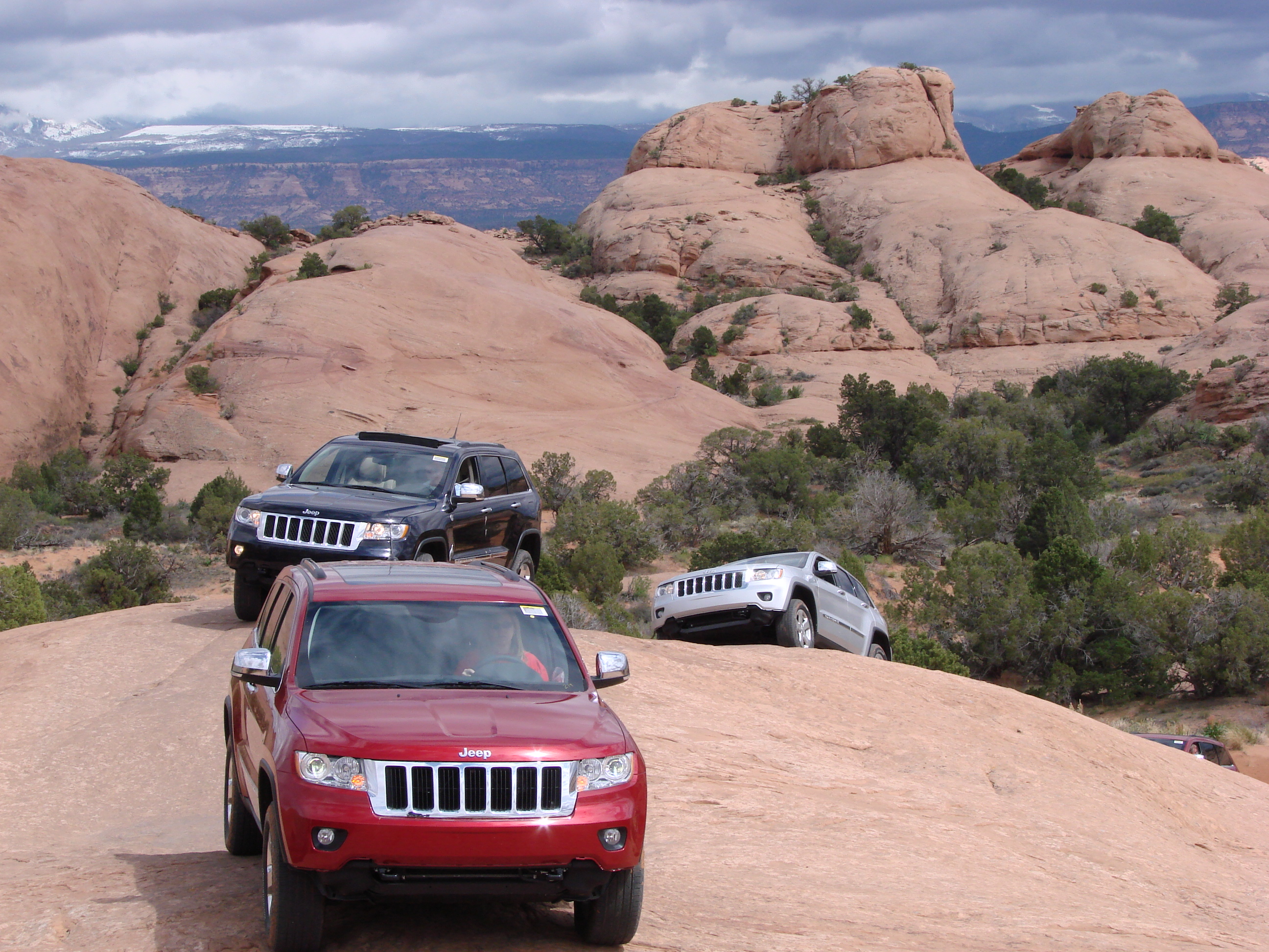 2011 jeep grand cherokee in moab utah